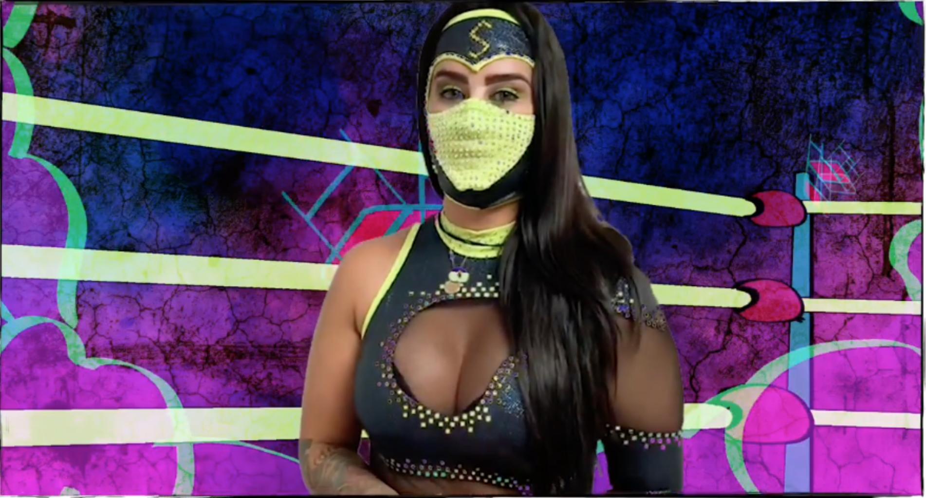La luchadora Lady Shani revela un momento vivido mientras luchaba