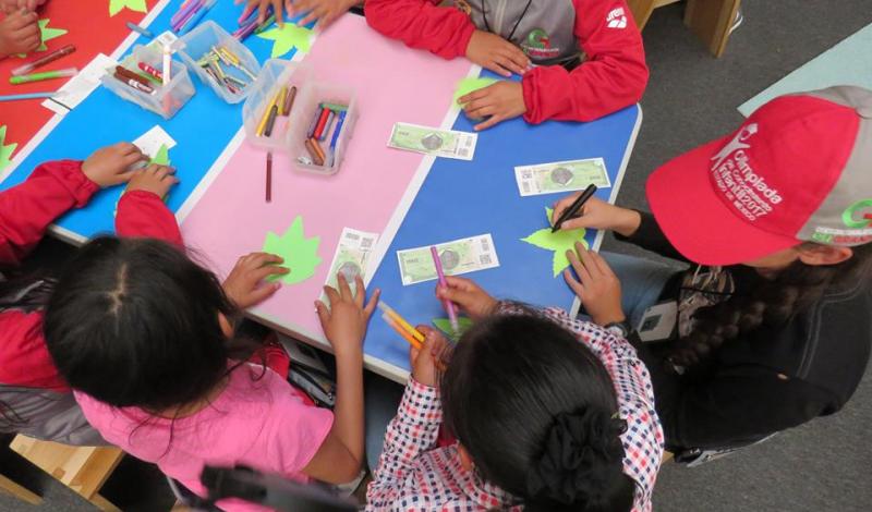 Museo Interactivo de Economía, un lugar cero aburrido para los niños