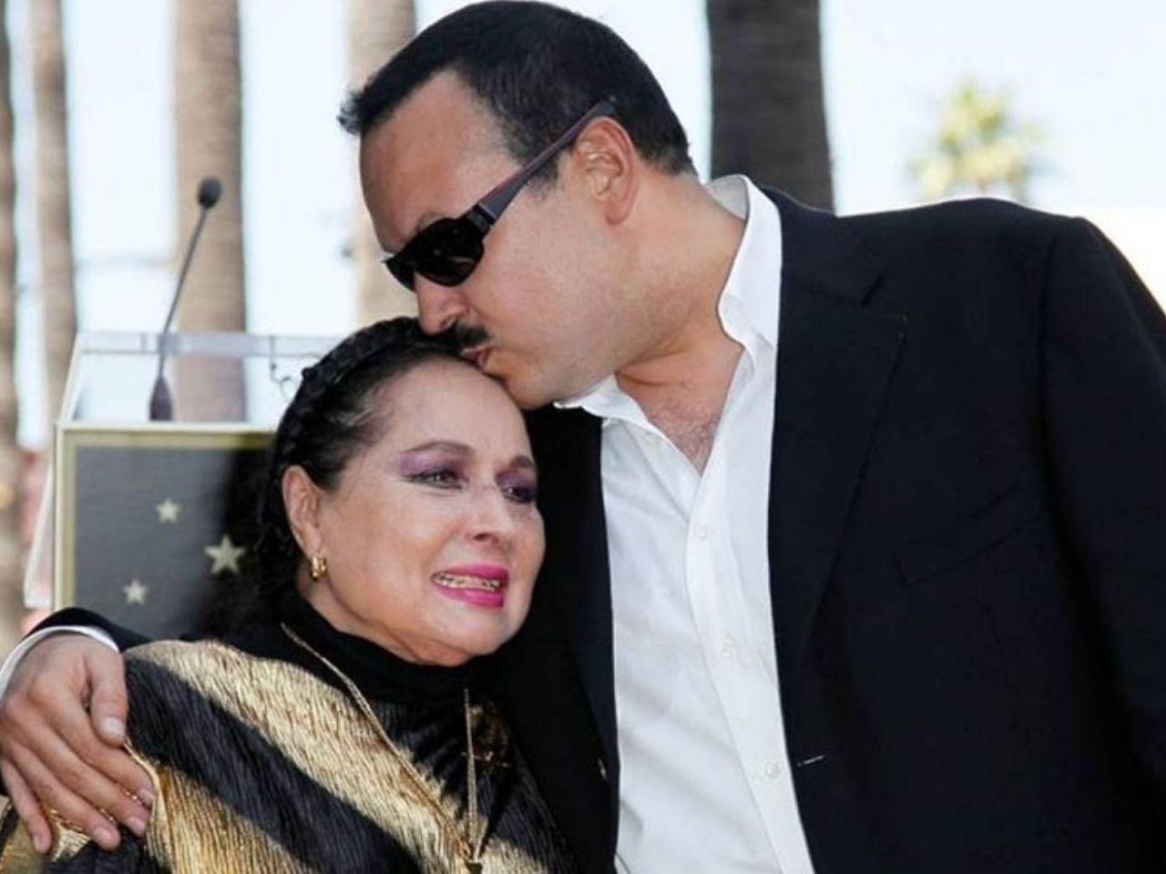 Muere la actriz y cantante Flor Silvestre, madre de Pepe Aguilar