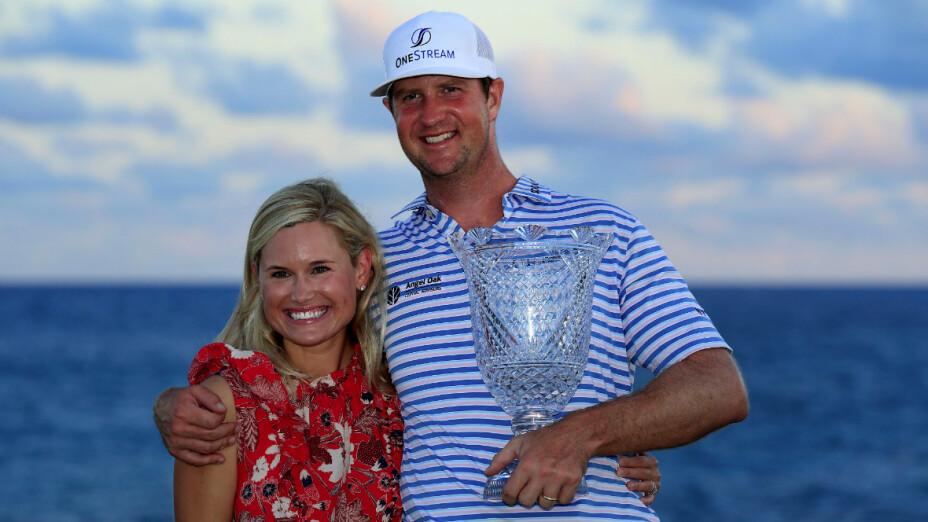 Segunda victoria en el PGA TOUR para Hudson Swafford