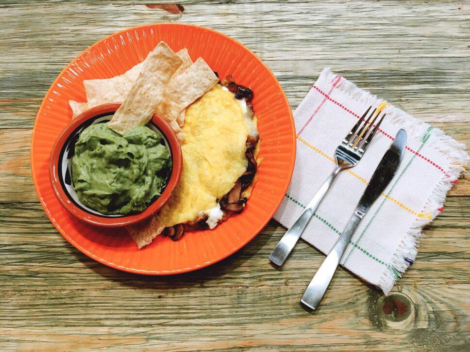 omelette, receta, cocineros mexicanos, tv azteca