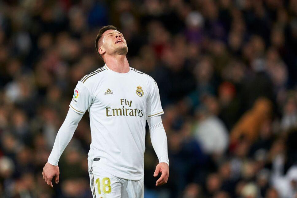 Coronavirus en el Real Madrid