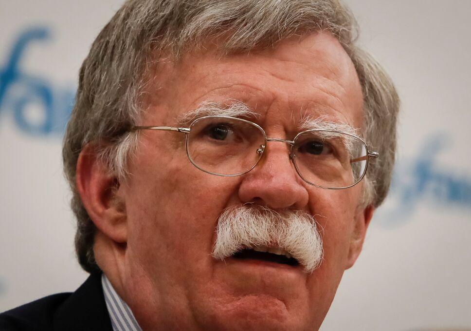John Bolton asesor de Trump