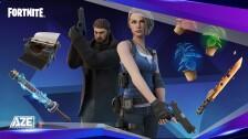 Resident Evil en Fortnite