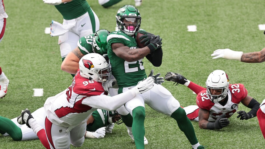 NFL: Arizona Cardinals at New York Jets