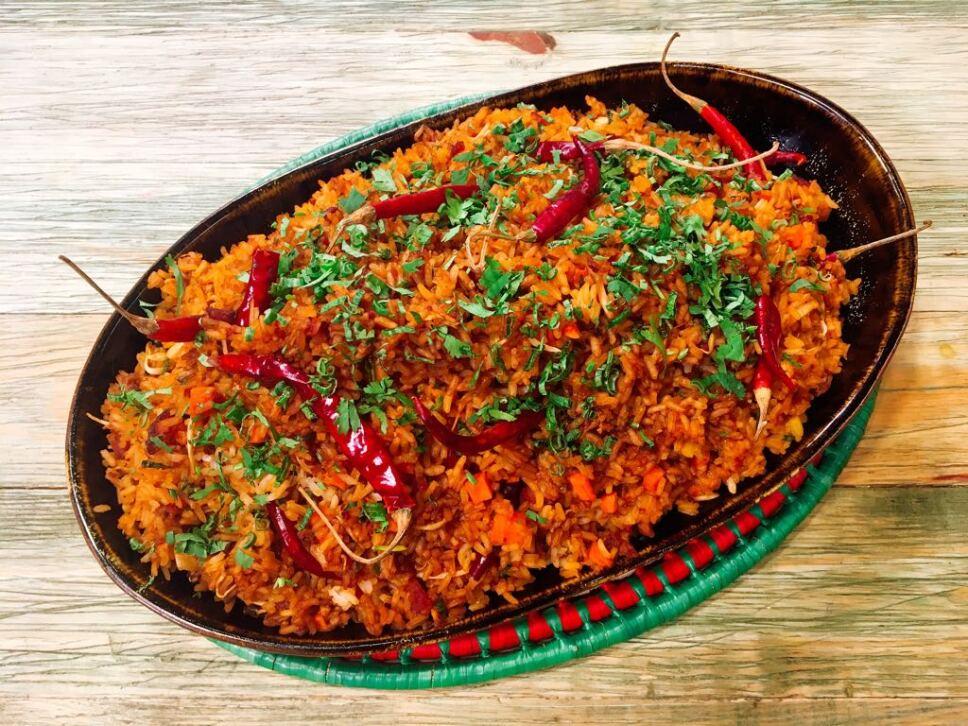 arroz chino, receta, cocineros mexicanos, tv azteca