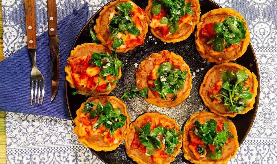 Receta Sopes de pescado a la talla Cocineros Mexicanos
