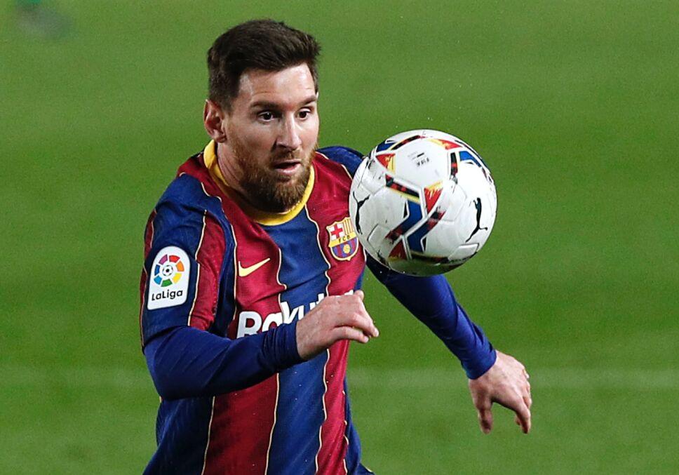 Lionel Messi Estadio Alfredo Di Stéfano