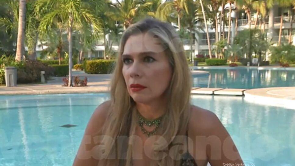 Lorena Tassinari en entrevista para Ventanenado
