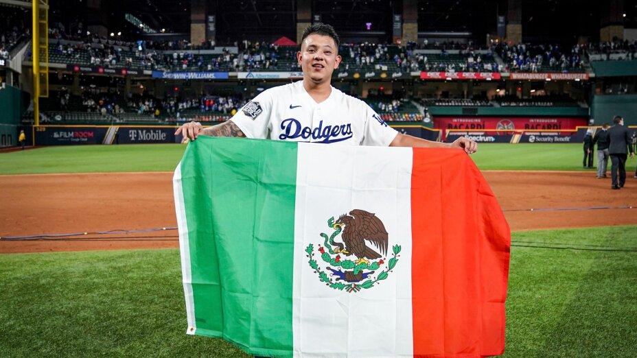 Julio Urías mexicano Dodgers