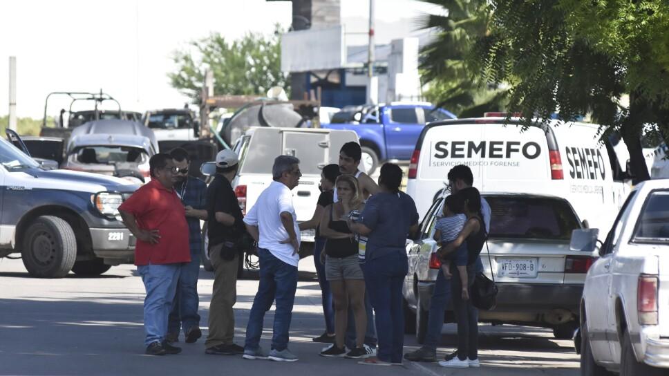 Enfrentamiento entre autoridades y crimen organizado, Culiacán