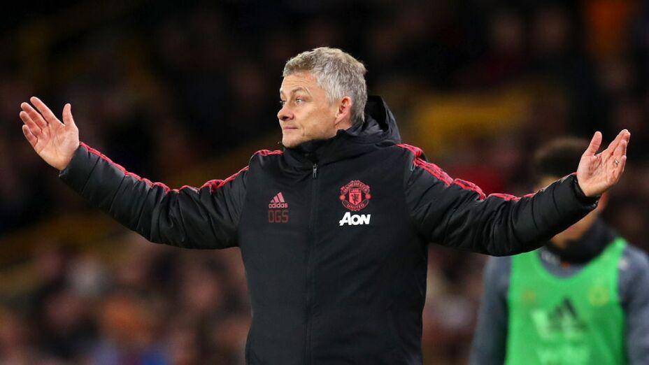 Gunnar Solskjaer Manchester United