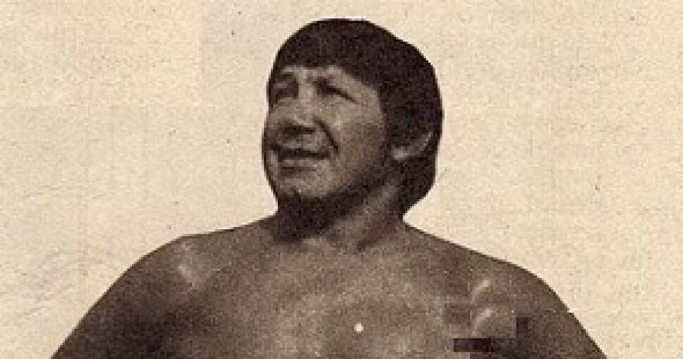 Ray Mendoza, leyenda de la lucha libre