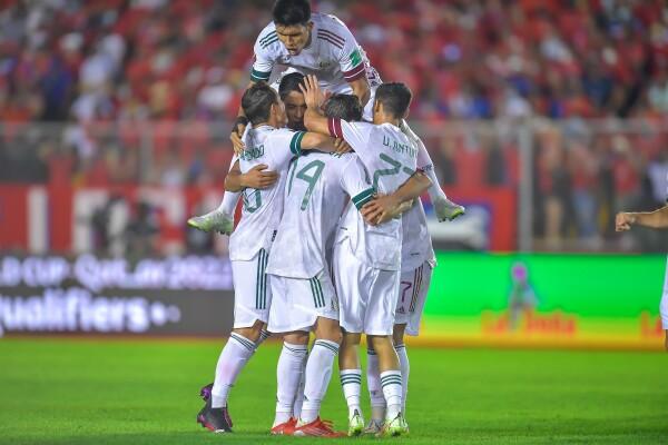 Selección Mexicana vs Panamá Fut Azteca