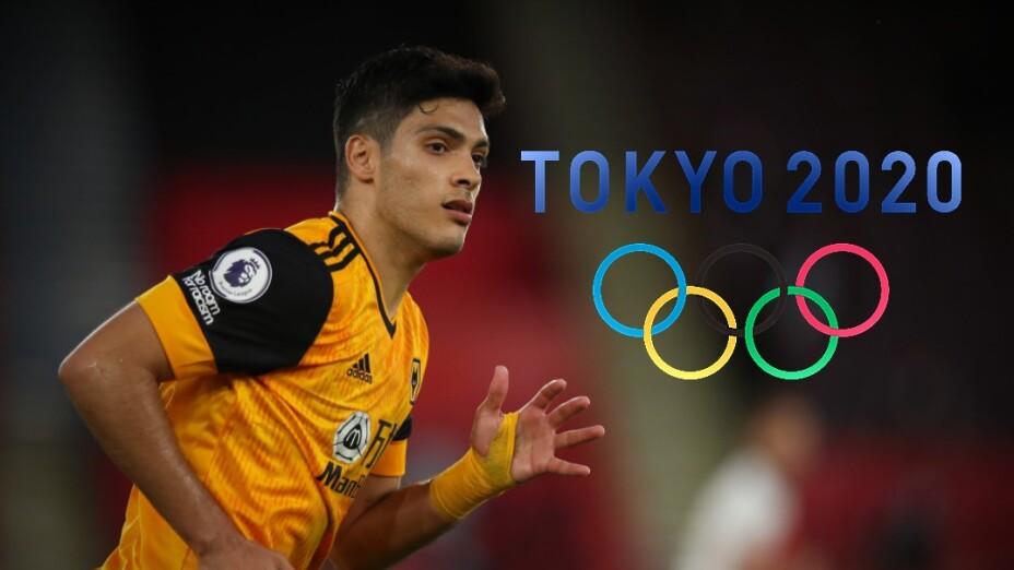 Raúl Jiménez Juegos Olímpicos Tokyo 2020