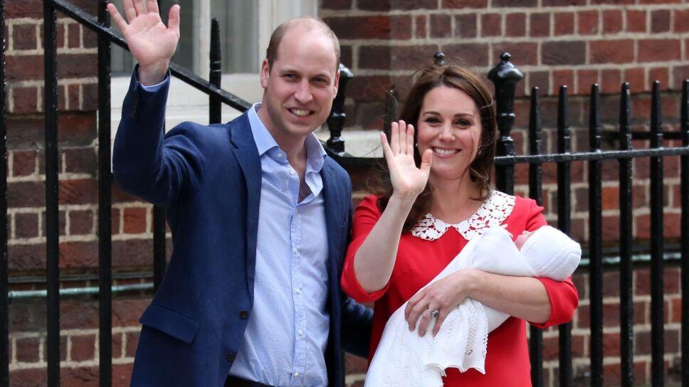 Prince Louis fue bautizado durante una ceremonia privada en la Capilla Real / Foto: Especial