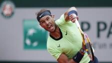 Rafael Nadal en Roland Garros