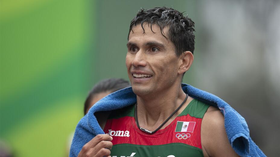 Atletas Mexicanos en atletismo Tokio 2020