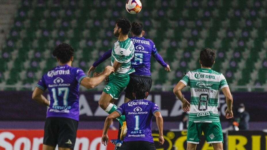Liga BBVA MX Clausura GUARD1ANES 2021 Mazatlan FC vs Santos