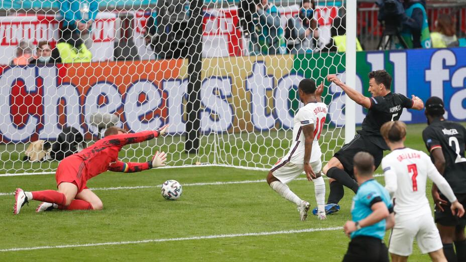Gol de Sterling