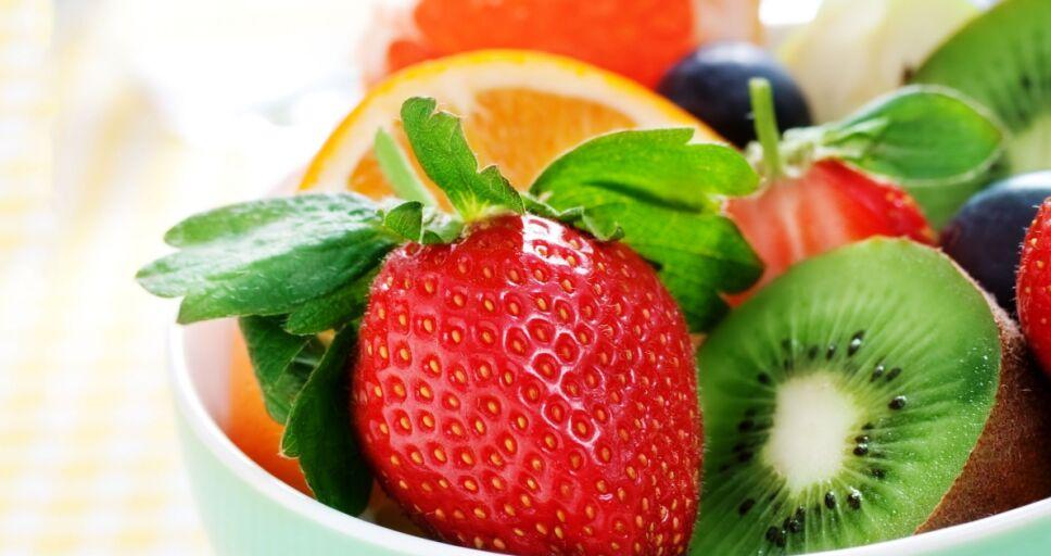 Di sí a las frutas y verduras Foto Especial