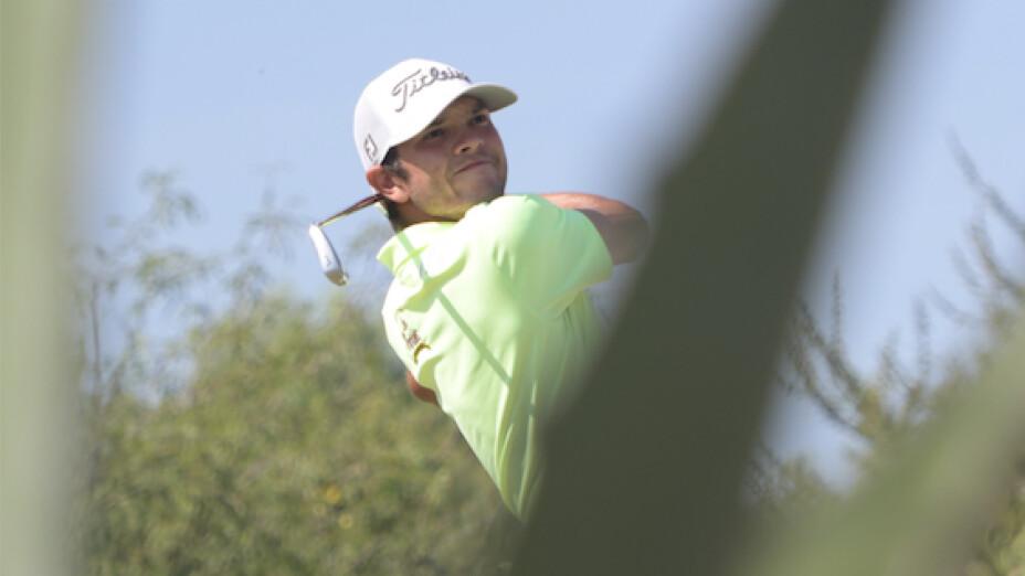 Raúl Pereda finalizó en la posición 21 del Jacksonville Championship