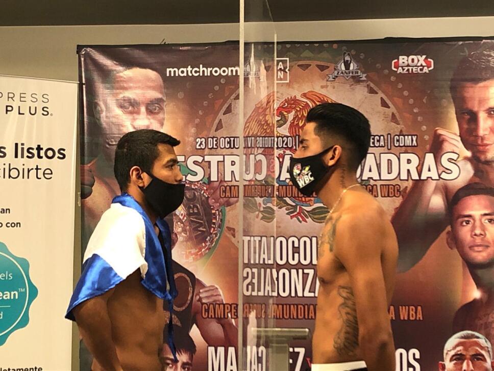 Boxeadores mexicanos Es de campeón