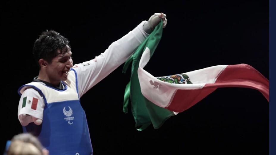 México medallas