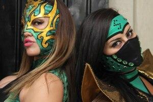 Hiedra vs Lady Shani