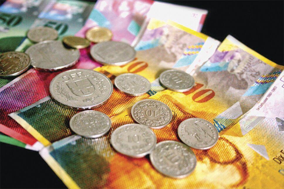 Franco suizo, la divisa oficial del país/Foto: Travel guía
