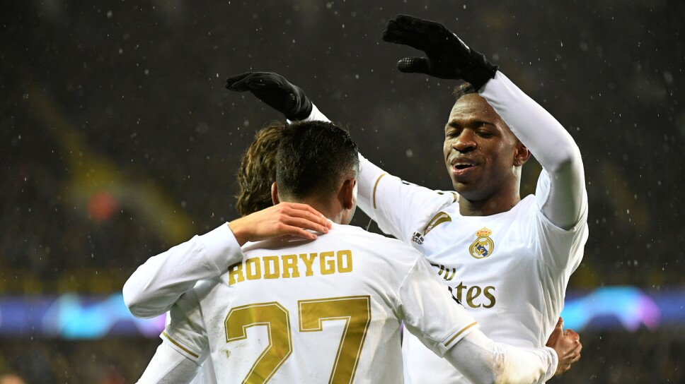 Champions League - Group A - Club Brugge v Real Madrid