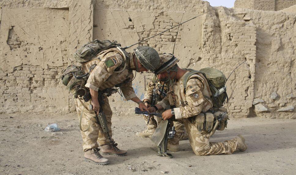 Contexto el nuevo siglo Guerras Irak y Afganistán