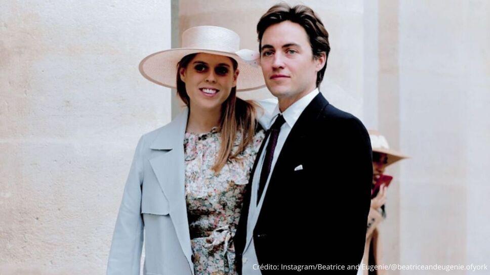 El coronavirus afecta a la familia real y la boda de la princesa Beatriz