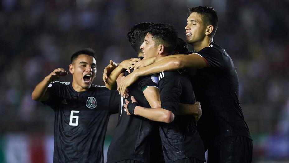 Selección Azteca