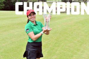 Fernanda Lira ganó el Mountain Ranch Championship