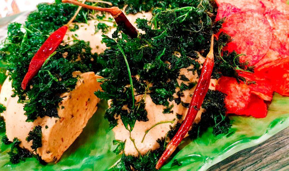 Rosca de atún endiablado
