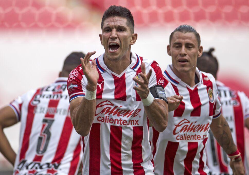 Chivas vs Mazatlán jornada 12 Liga MX