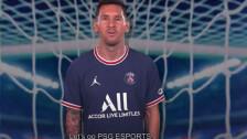 Messi y Neymar apoyan a PSG Talon en Worlds 2021