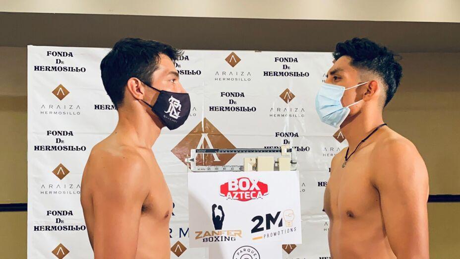 pedro campa vs abimael cruz box azteca