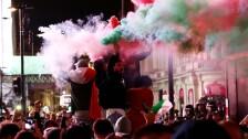 Celebración en Italia