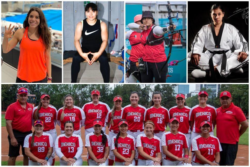 Cinco atletas mexicanas que aspiran a ganar una medalla en Tokio 2020