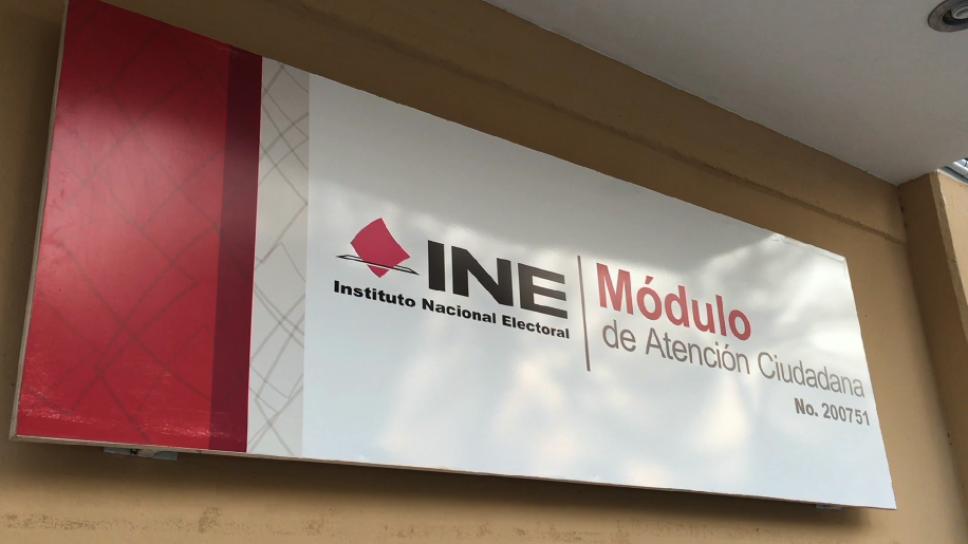 Roban Credenciales Del Ine En Oaxaca