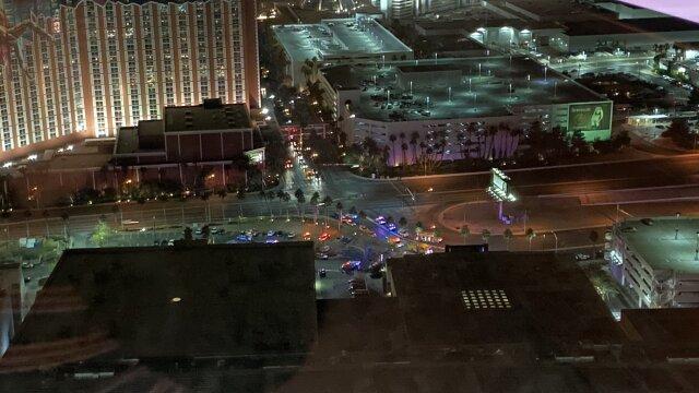 Tiroteo en Las Vegas, Nevada, deja dos heridos