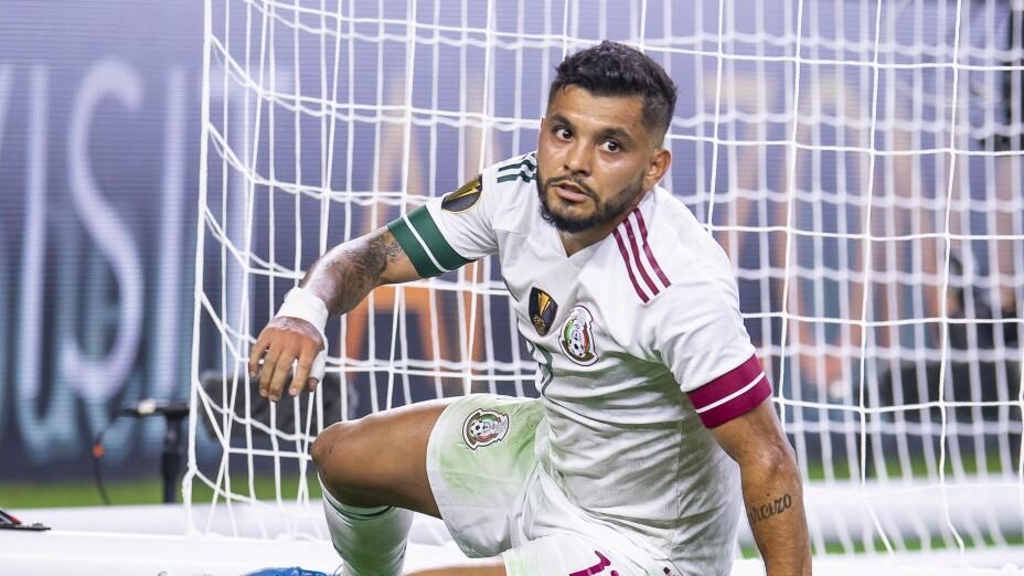 2021 CONCACAF Gold Cup Mexico vs Trinidad
