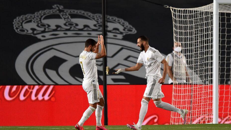 ¡Real Madrid vence al Valencia y se mantiene en la lucha por La Liga!