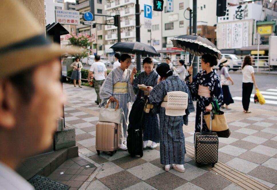 En ciudades como Tokyo, Japón, el calor extremo provocó la muerte de 80 personas y 22 mil fueron hospitalizadas por insolación.