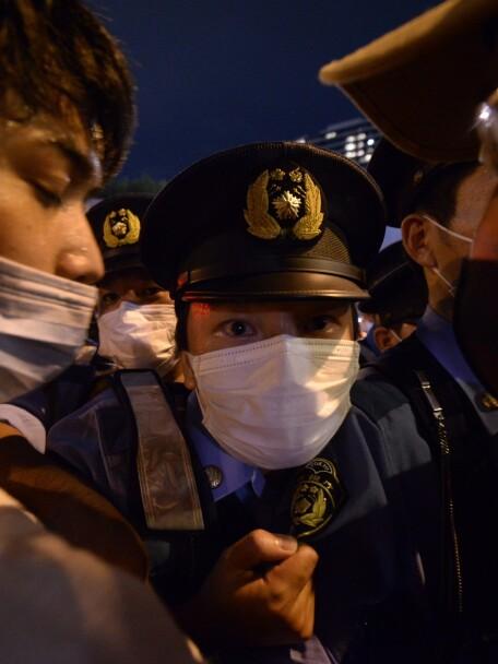 Juegos Olímpicos de Tokyo 2020 detenido