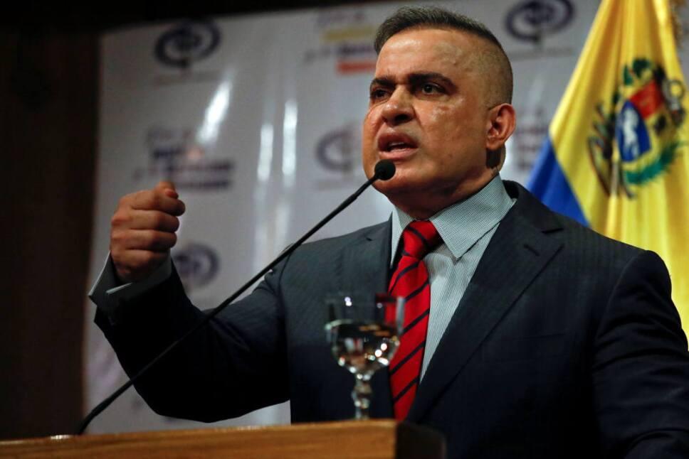 tarek saab venezuela