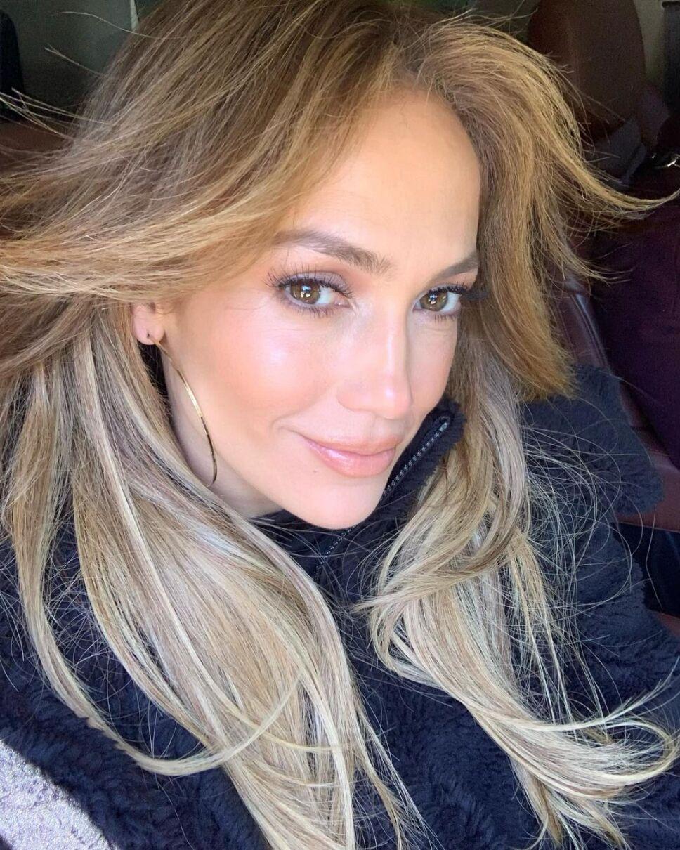 Jennifer Lopez reaparece más feliz que nunca tras anunciar su separación