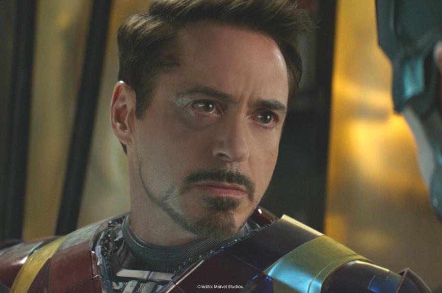 Iron Man platinum